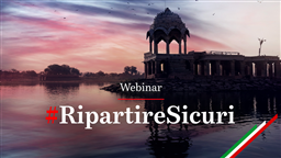 Immagine Sace webinar India